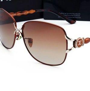 💯Authentic chanel Sunglasses 😎